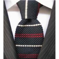Stickade slipsar